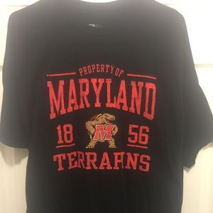"""Property of Maryland Terrapins 1856"" T-Shirt"